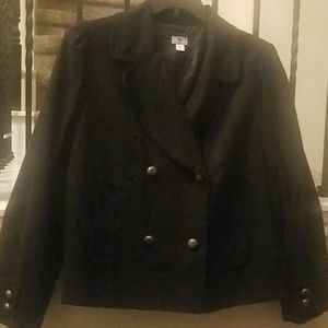 Worthington peacoat XL